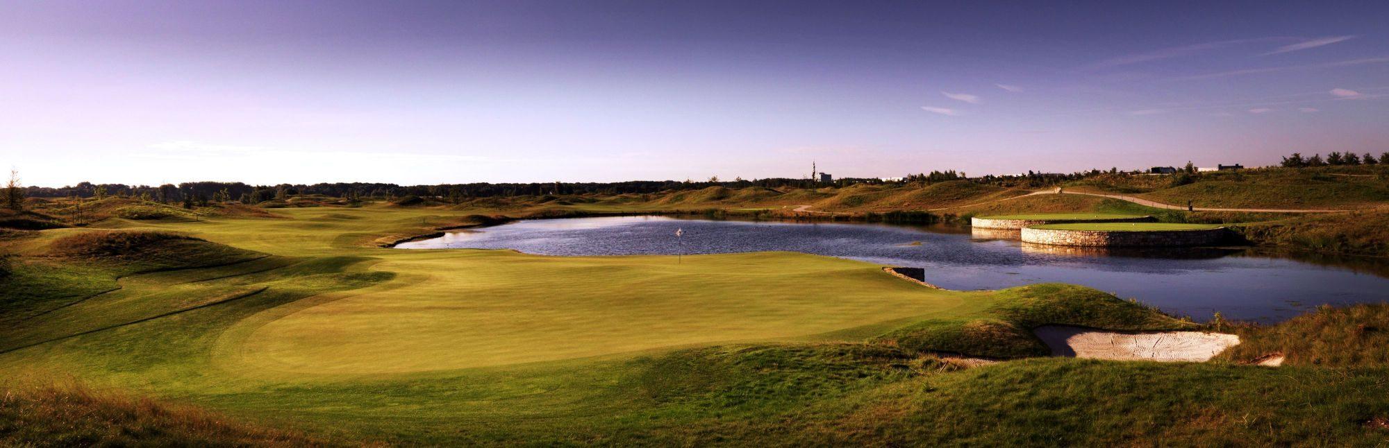 Golfbaan The International