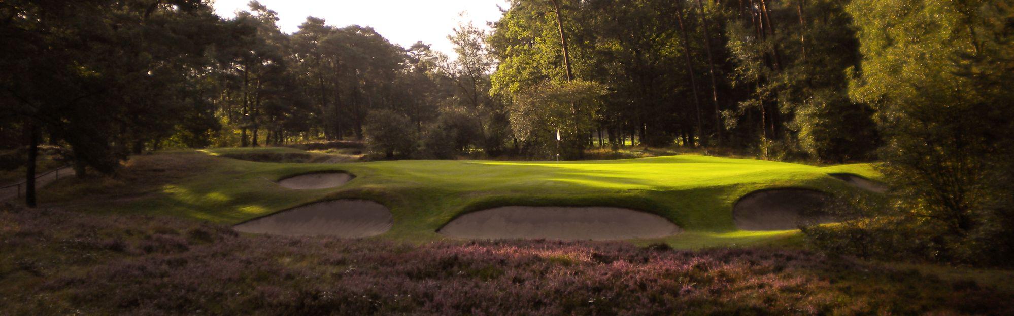Hilversumsche golfbaan pannenkoek