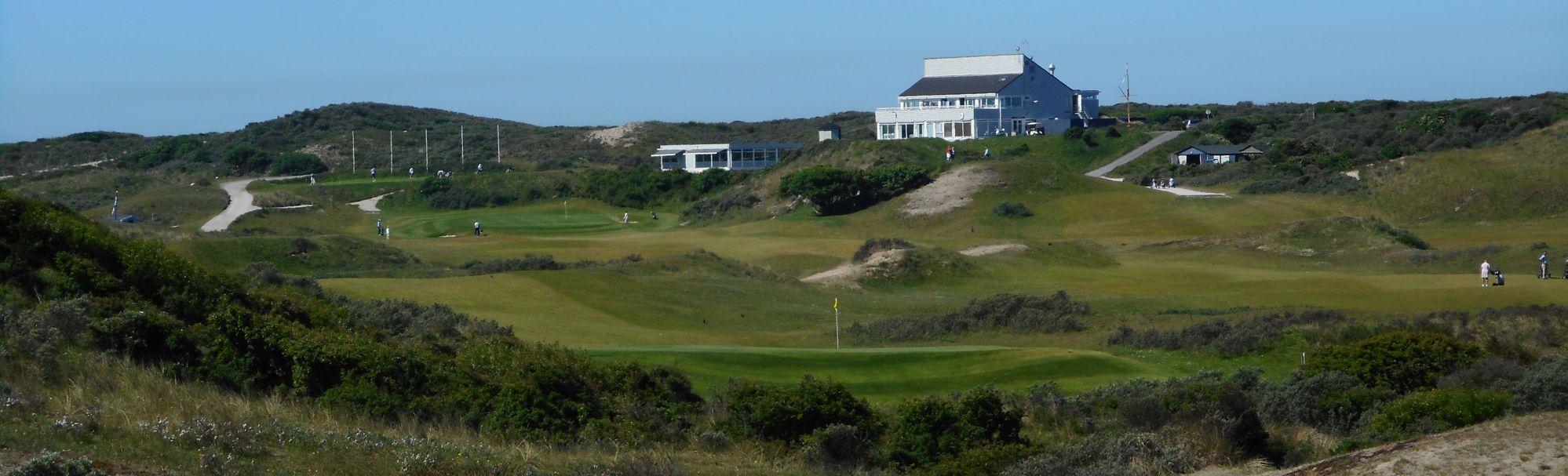 Golfbaan van de Noordwijkse Golfclub