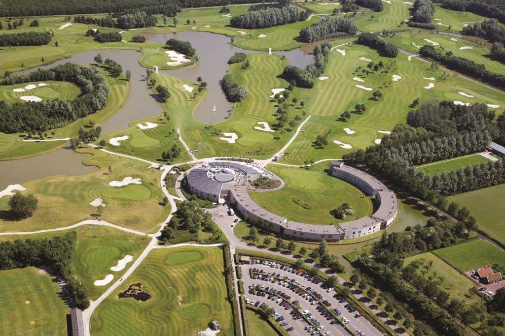 Burggolf purmerend golfbaan