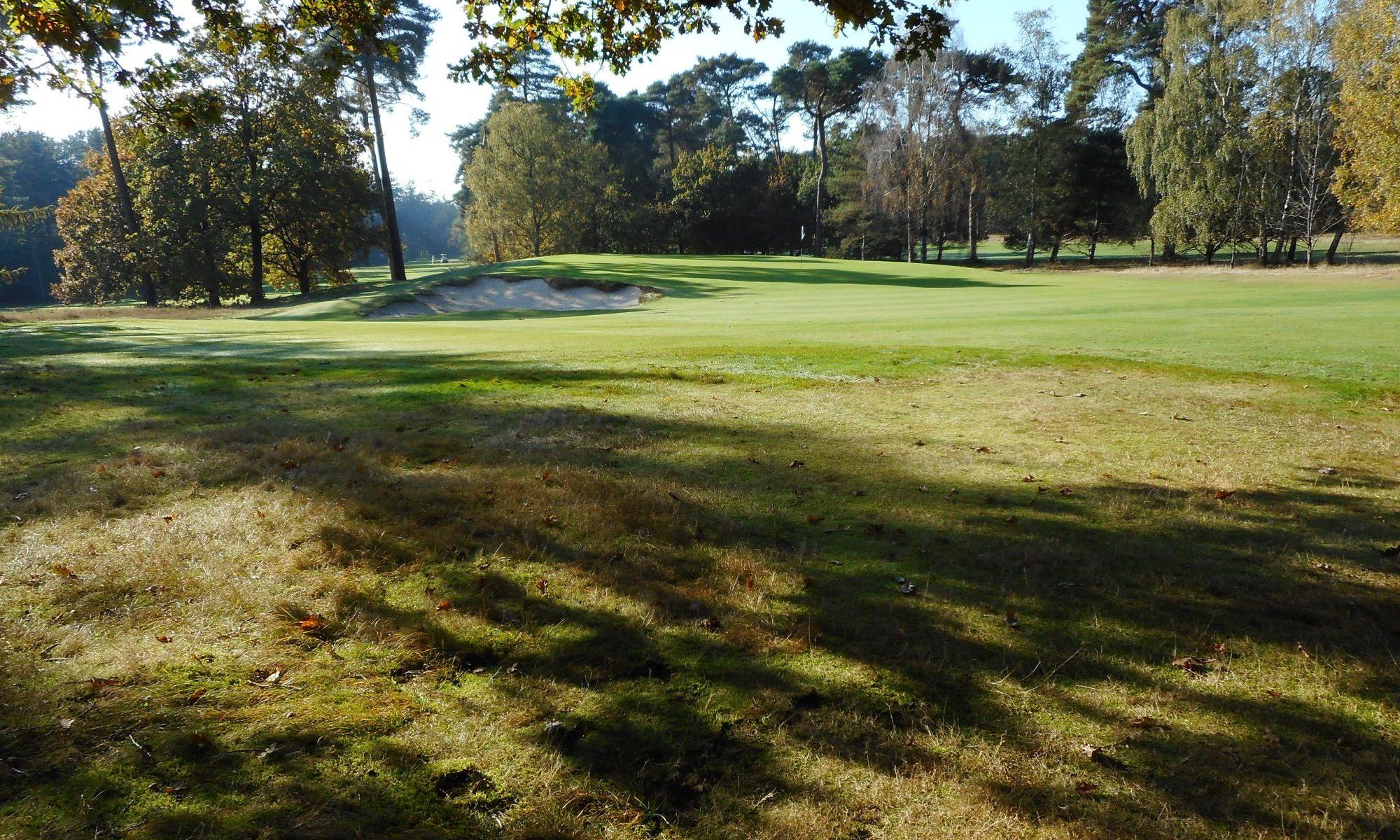Golfbaan de Hoge Kleij in Leusden
