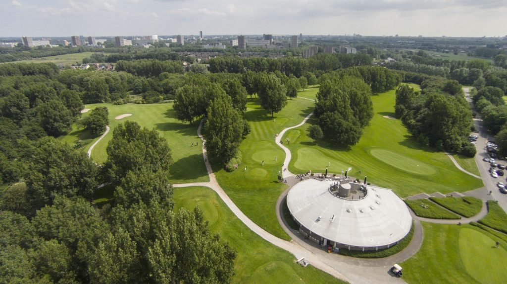 Hooge Rotterdamsche golfbaan