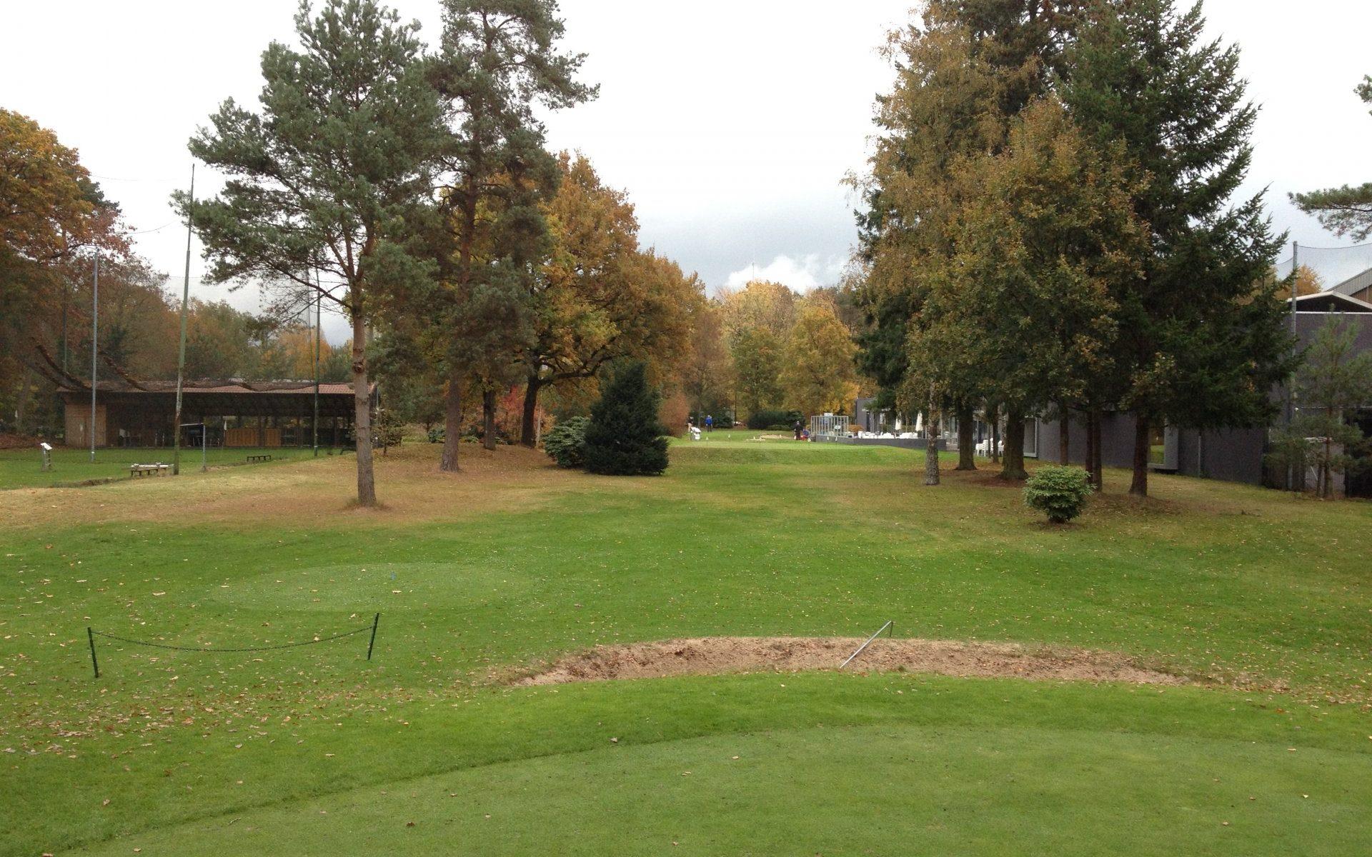 Doornse golfclub golfbaan