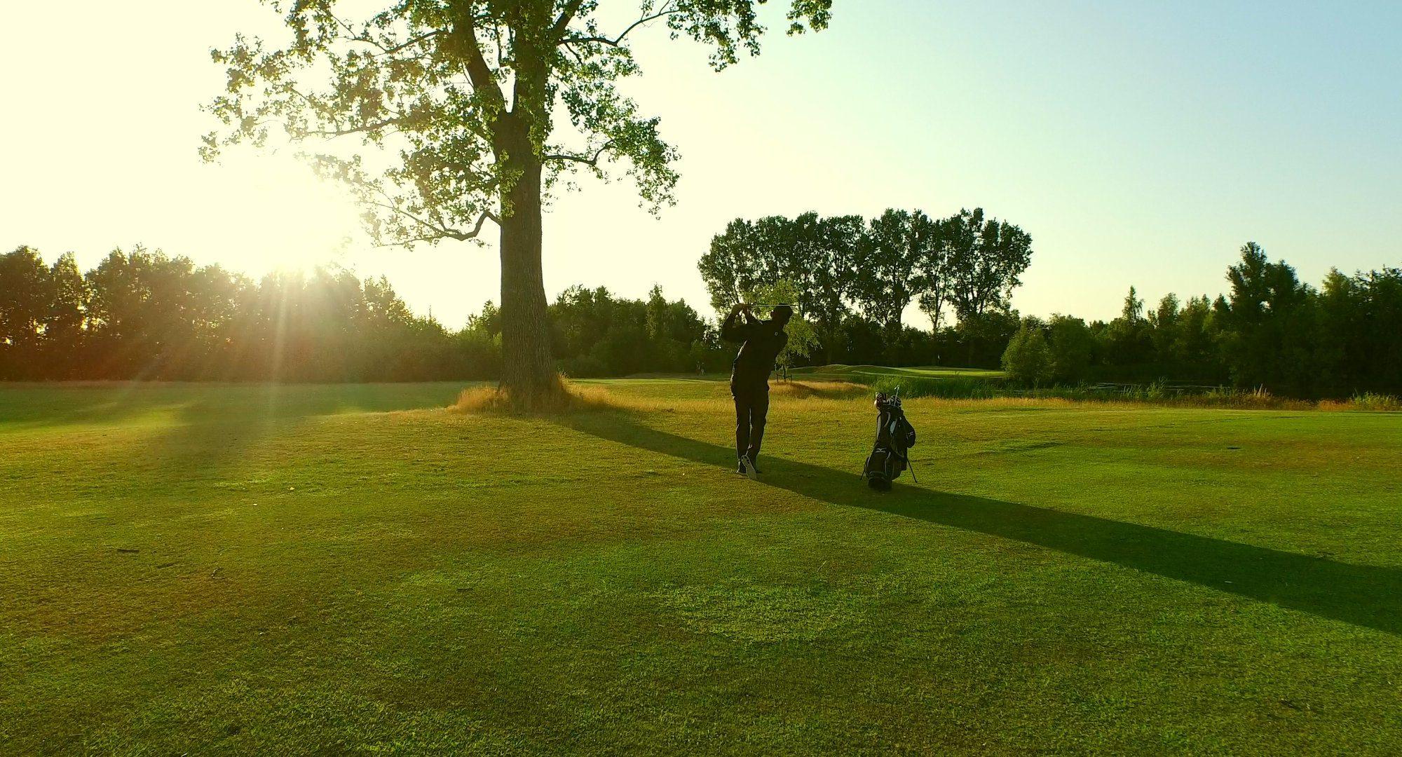 Efteling Golfpark 18-holes baan