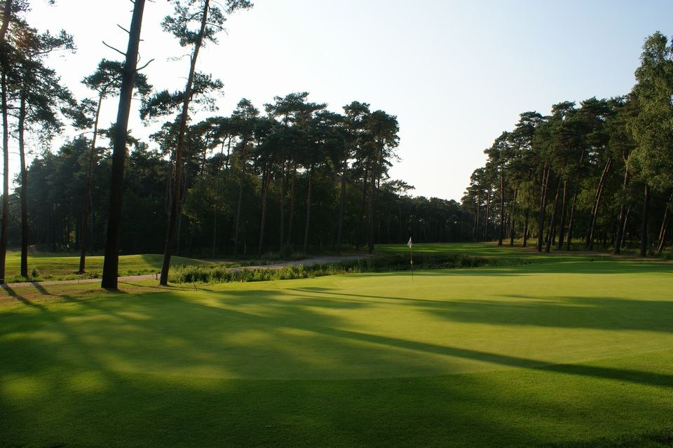 wouwse plantage golfbaan