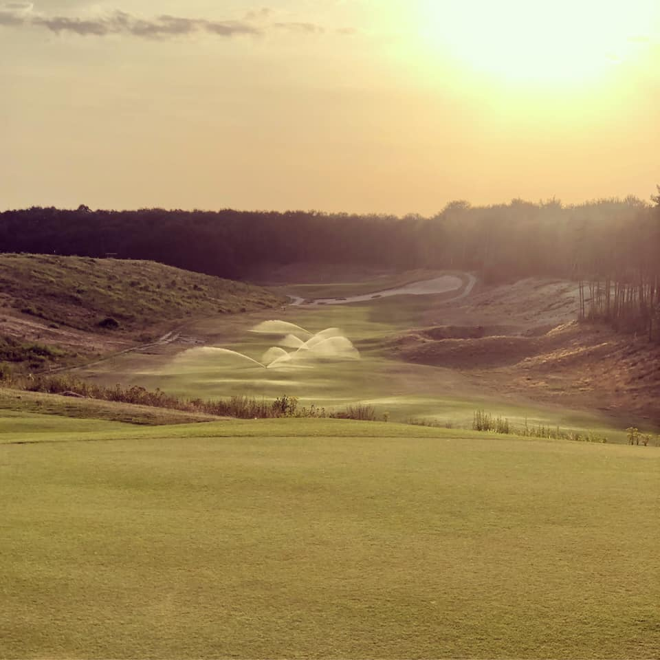Links Valley golfbaan